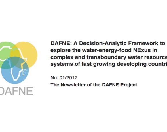 DAFNE newsletter | Issue 1
