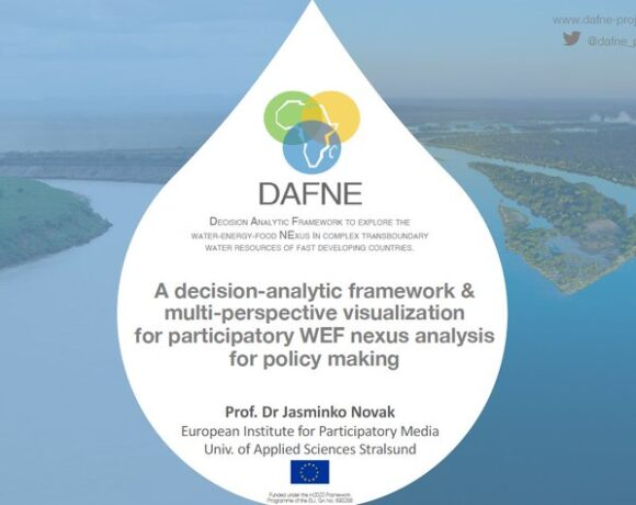 DAFNE presented at Dresden Nexus Conference
